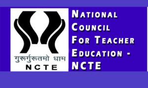 National Council for Teacher Education (NCTE)