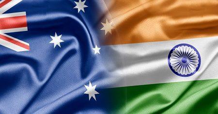 Australia and India