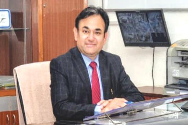 Dr Vikas Singh