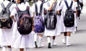 No School Bag Day