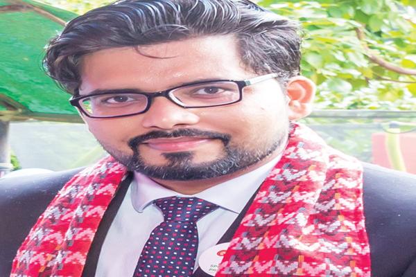 Ajay Kumar Dube, Co-Founder & Director, Springville Preschools