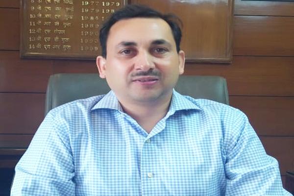 Anurag Tripathi, Secretary, CBSE