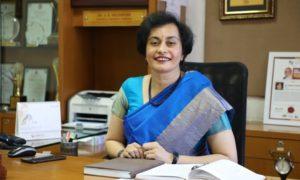 Dr. Asmita Chitnis, Director SIIB