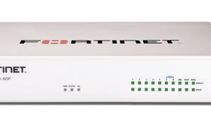 FortiGate 60F Next-Generation Firewall