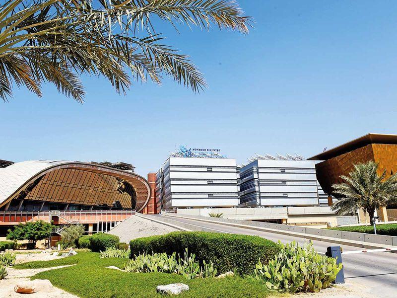 MBZUAI: World's First Graduate Level, Research-Based AI University