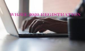 wbjee 2020 registration