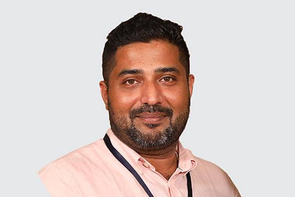 Dr Karthik Narayanan