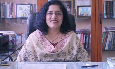 Dr. Pratima Sheorey, Director, Symbiosis Centre for Management and Human Resource Development, Pune