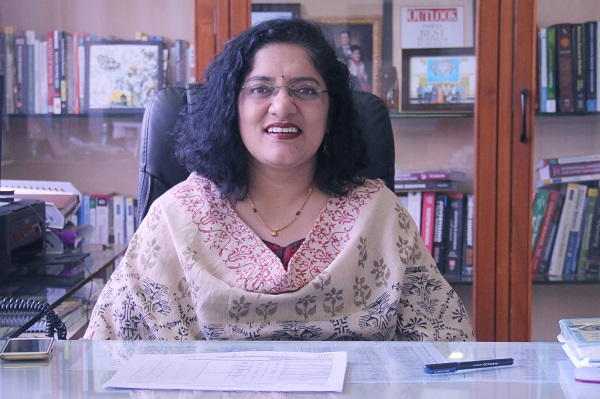 Dr. Pratima Sheorey, Director, Symbiosis Centre for Management and Human Resource Development, Pune