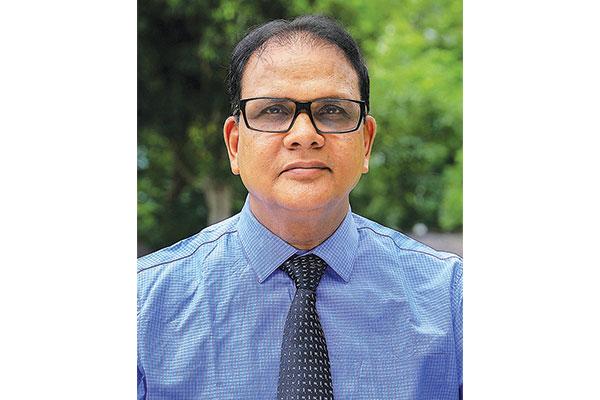 Prof R A Gupta