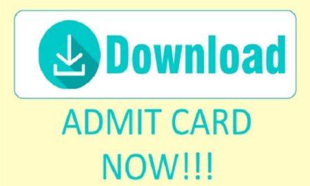 CBSE Admit Card 2020