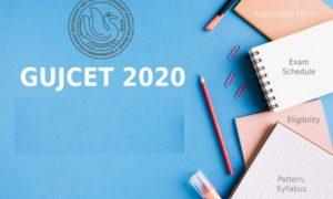 GUJCET-2020