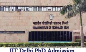 IIT-Ph.D.-Admission-2020