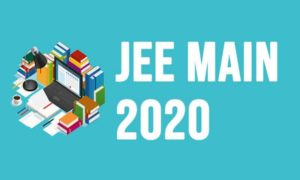 JEE Main 2020 Answer key
