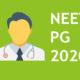 NEET PG 2020 Results