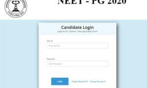 NEET PG Admit Card 2020