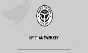 UPTET-Answer-Key-2020-released