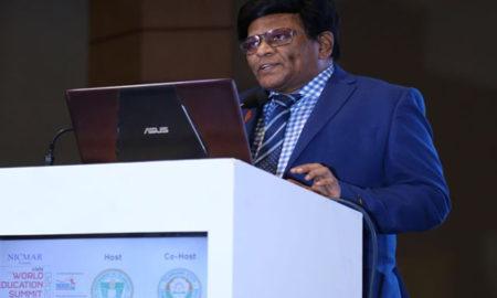 Dr A Ashok