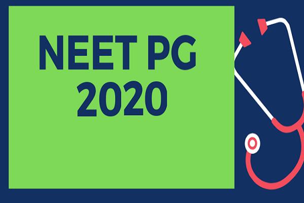 NEET PG Merit List 2020