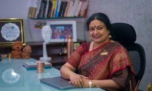 Dr Jyothi Reddy Ghanta
