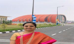 Dr Swati Mujumdar