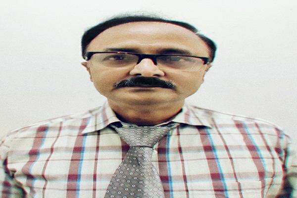 Dr. Suman Kumar Dawn