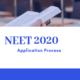 NEET 2020 Application correction window