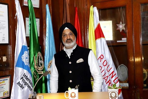 Dr Jagpreet Singh