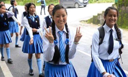 Mizoram 12th class exams