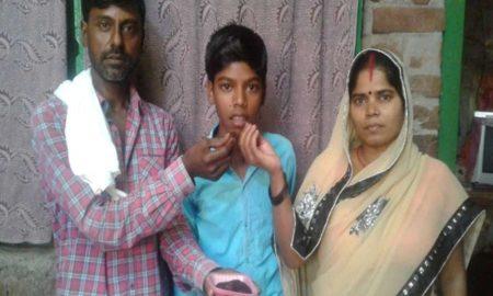 Bihar topper Himanshu Raj