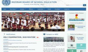 Mizoram Board