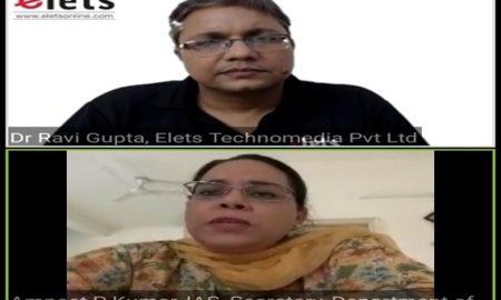Elets Exclusive | Amneet P Kumar