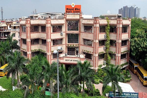 Mount Abu School Delhi
