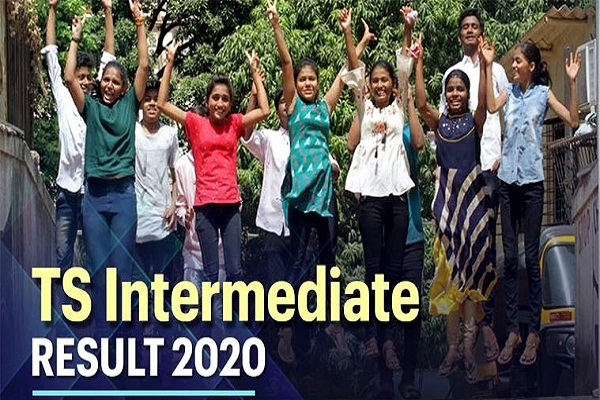 TS inter 1st and 2nd year results 2020