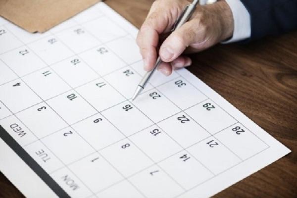 UPPSC calendar