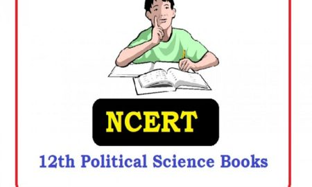 NCERT Class XII political science