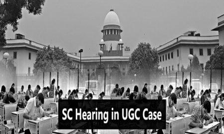 SC UGC's final exam