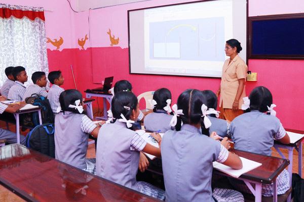 School education in India