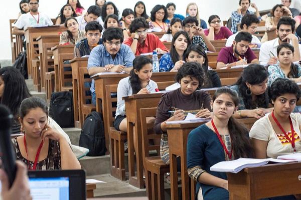 academic year for Universities
