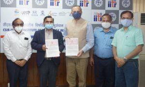 CSIT-IITR Lucknow