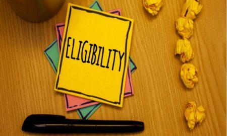 Eligibility of NATA criteria