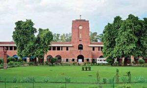 DU college teachers boycott