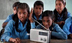 Odisha Govt start Radio Pathashala