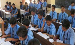 open schools in graded manner