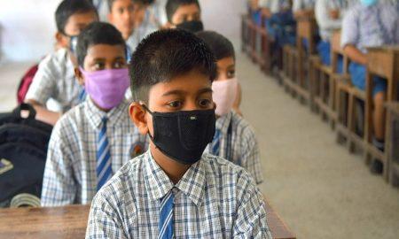 Delhi govt school students