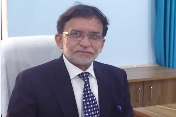 Dr Anil Dhagat