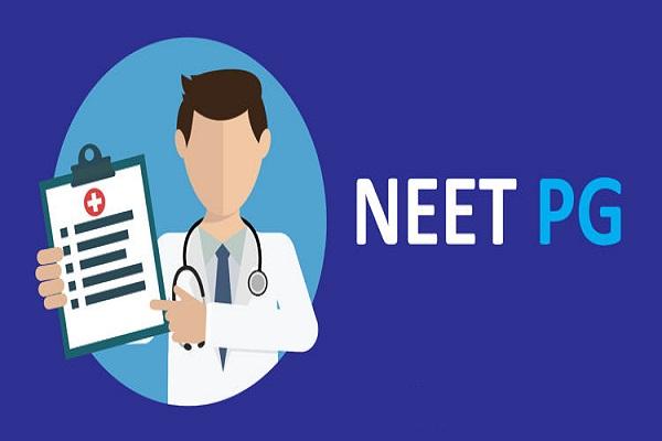 NEET PG 2021 exam dates