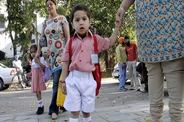 Delhi nursery admissions