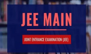 JEE Main 2021 Exam begins tomorrow