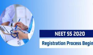 NEET-SS-2020-Registration
